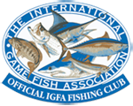 Mangawhai Boating & Fishing Club is affiliated to the International Game Fishing Association